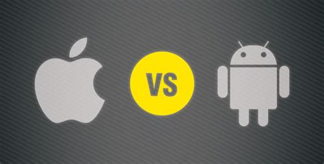 difference between apple and android apple vs android see the difference