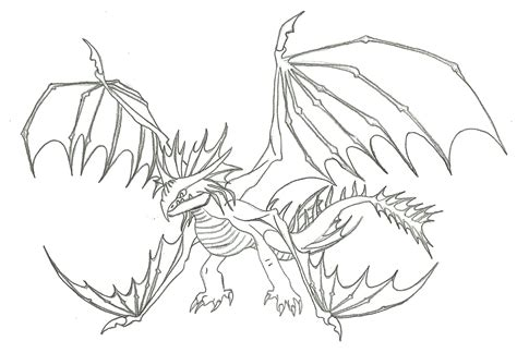 cloudjumper dragon coloring page stormcutter line art by alexaanime1 on deviantart