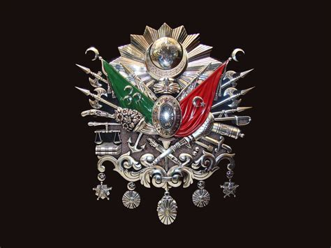 Ottoman Coat Of Arms Coat Of Arms Of The Ottoman Empire