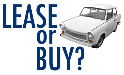 can you break a lease if you buy a house leasing vs buying a car