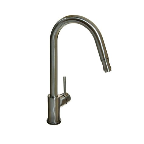 lead free kitchen faucets ispring euro modern contemporary single handle pull down