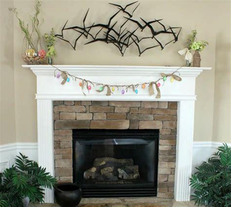 decoration de cheminee d 233 co maison sp 233 ciale p 226 ques id 233 es pour enjoliver le