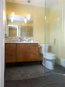 Midcentury Modern Bathroom Mid Century Modern Master Bathroom Midcentury Bathroom Detroit By Dreammaker Bath Kitchen