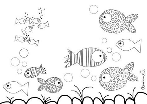 complicated fish coloring pages coloring page doodle therapy דודלינג ושרבוטים pinterest
