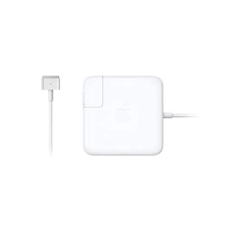 Adaptor Charger Apple Macbook Magsafe 2 60 Watt A1435 T apple 60w magsafe 2 power adapter macbook pro with 13 inch retina display