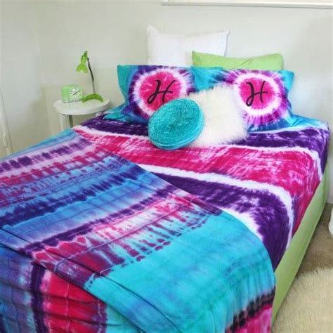 tye dye bedding 40 cool tie dye projects to add color to your summer tie