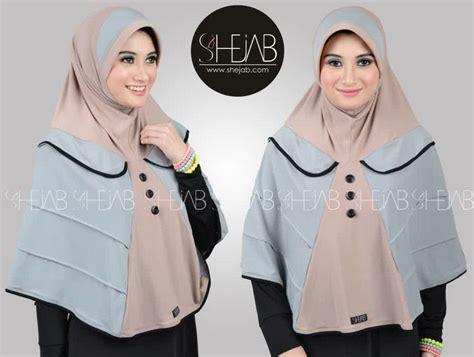 Foto Jilbab Modern Gambar Jilbab Modern Cantik Rancangan Terbaru 2016