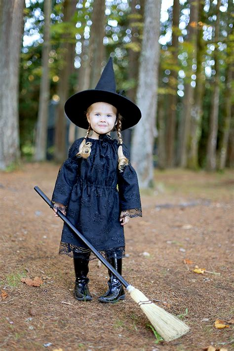 Handmade Witch Costume - free witch hat pattern diy witch costume sew much ado