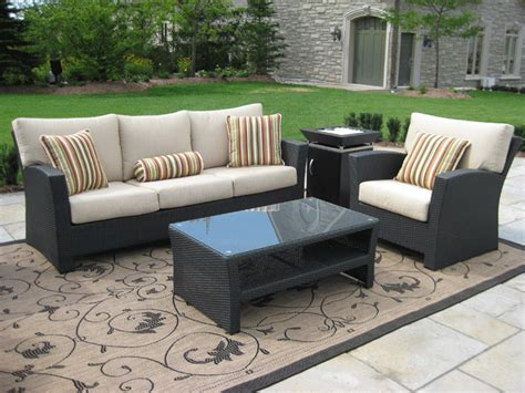 Patio Furnitures Wicker Patio Furniture Dands