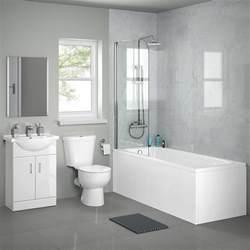 Bathroom Suites With Shower Bathroom Suites Accessories Woodhouse Sturnham Ltd Plumbing Merchants In Peterborough