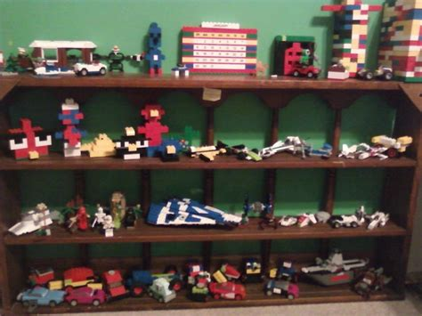 lego display shelf boys room shelves lego