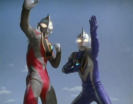 film ultraman gaia dan agul image gaia and agul png ultraman wiki fandom powered