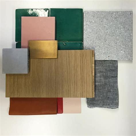 fresh vibrant materials palette materials inspiration