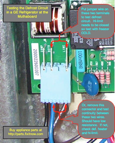 how to test a capacitor for a refrigerator how to test a refrigerator 28 images domestic refrigerator starting relays hermawan s how