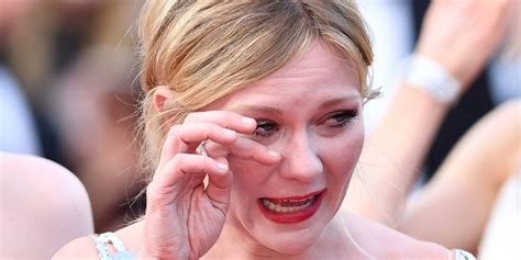Kirstens New 2 by Kirsten Dunst Breaks On Cannes Carpet