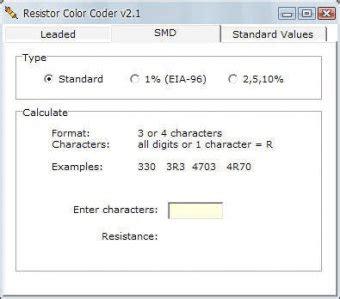 calculator jar resistor calculator jar 28 images 100k slope resistor