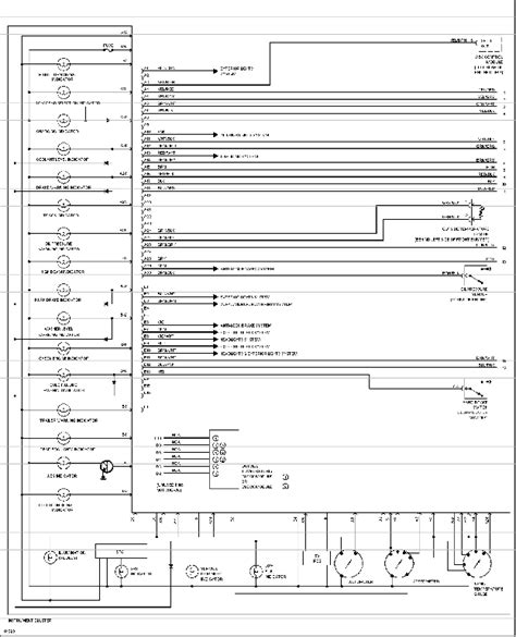 volvo 240 instrument cluster diagram volvo free engine