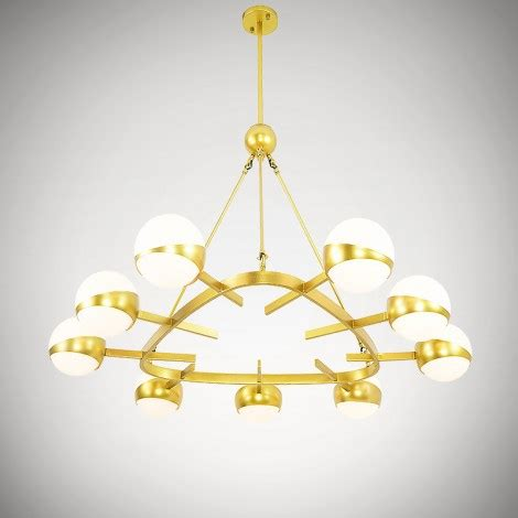 9 Light Modern / Contemporary Nordic style Ceiling Lights