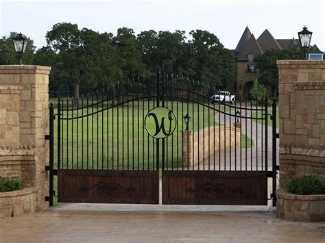 front gate entrance ideas with stone gates entrances