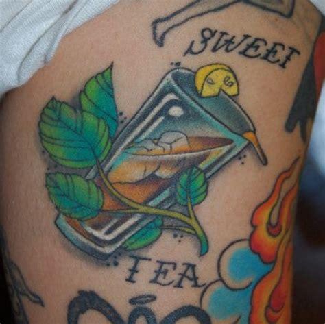 non stop art tattoo 40 delicious tea time tattoos tattoodo