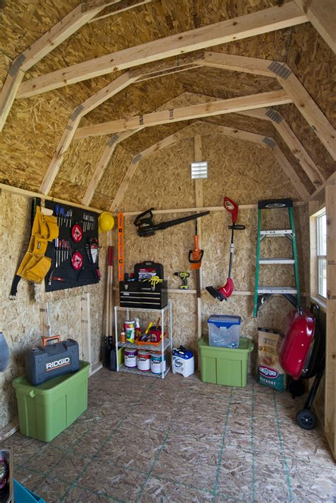 organize  shed  pegboards shed liquidators