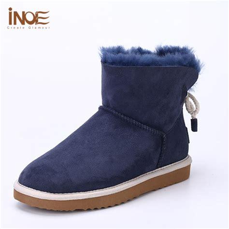 aliexpress buy sheepskin lined shoes winter