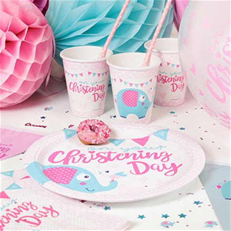 christening party themes | party delights