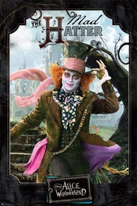 film animasi mad hatter 1000 images about disney s alice in wonderland 3d on