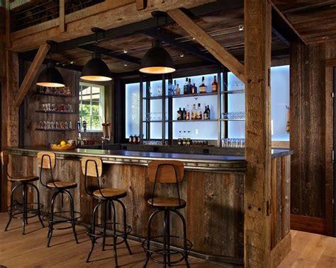 rustic home bar furniture home bar design