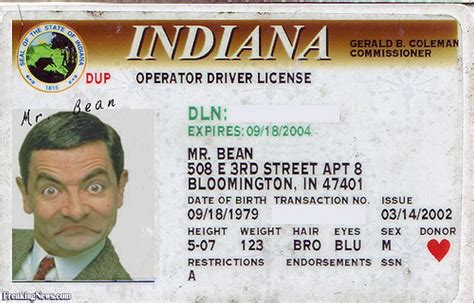 driver license driver s licence photo level redneck funny