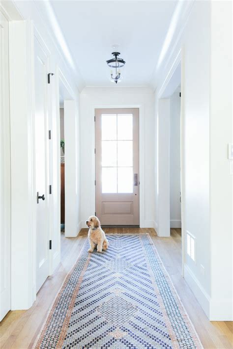 foyer runner rug 10 tips for styling the best hallway