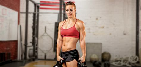 Olympic Weights Bench Living The Crossfit Life Learn About Camille Leblanc Bazinet