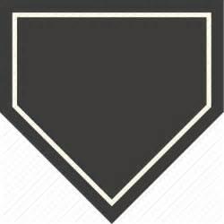 home base home base baseball clipart best