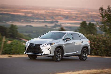 lexus rx 350 2016 lexus rx 350 gas mileage the car connection