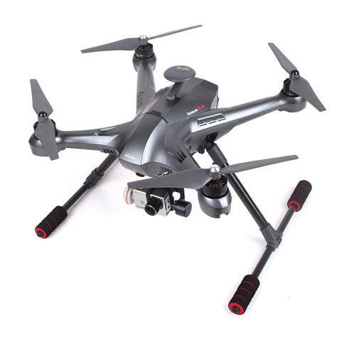 Drone Walkera walkera scout rc drone gopro version grey quadcopter at hobby warehouse