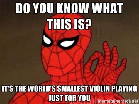 smallest violin meme 28 images world s smallest violin