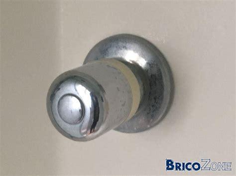 comment changer robinet thermostatique