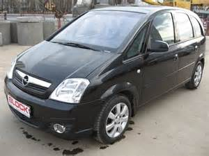 Opel Meriva 2007 2007 Opel Meriva Photos 1 6 Gasoline Ff Automatic For Sale