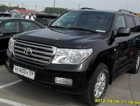 Toyota Land Cruiser Future Models Toyota Land Cruiser 200 Photos And Specs Photo Toyota