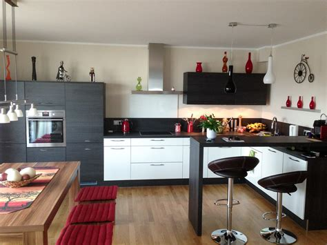 küche nobilia tv wohnwand
