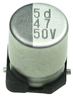 esr capacitor nedir 47uf 50v electrolytic capacitor smd 28 images smd electrolytic capacitors information on