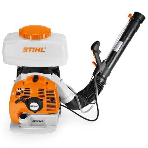 Mist Blower Stihl Sr 5600 sr 450 backpack mistblower with 2 mix engine