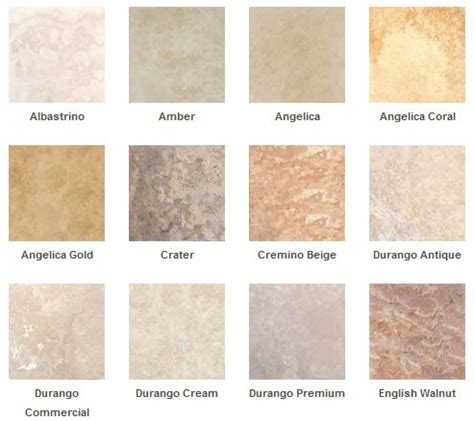 travertine colors frequently asked questions about travertine tile in