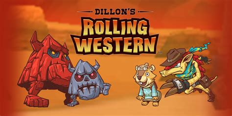 dillons rolling western nintendo ds  software