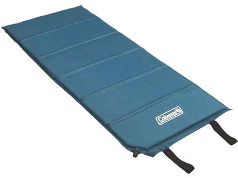 Self Inflating Air Mattress by Coleman Youth Self Inflating Air Mattress Polyester