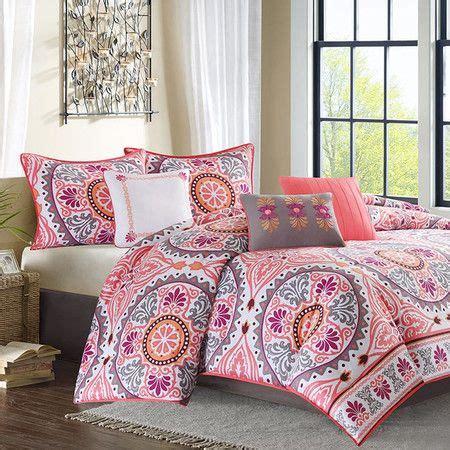 found it at wayfair samara 7 comforter set in pink