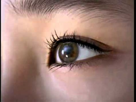 1 day acuvue define cosmetic contact lenses youtube