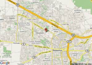 map of homestead portland beaverton beaverton
