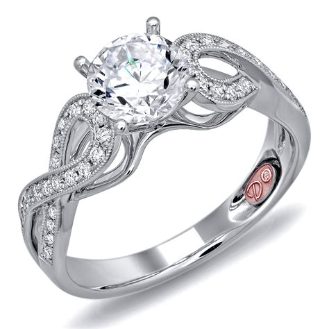 Bridal Rings by Demarco Bridal Jewelry Official Designer Engagement