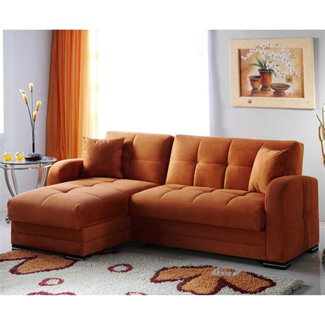 orange sectional sofa sale 877 80 kubo sectional sofa rainbow orange